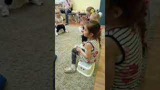 Английский язык Ахтырка деткам от 3 лет. Открытые уроки I can sing(2)