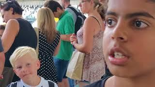 Pranavraja at Juventus Stadium visit in France