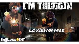 """Gambar cover Louiedasavage (official audio)""""1 minute of heat"""""""