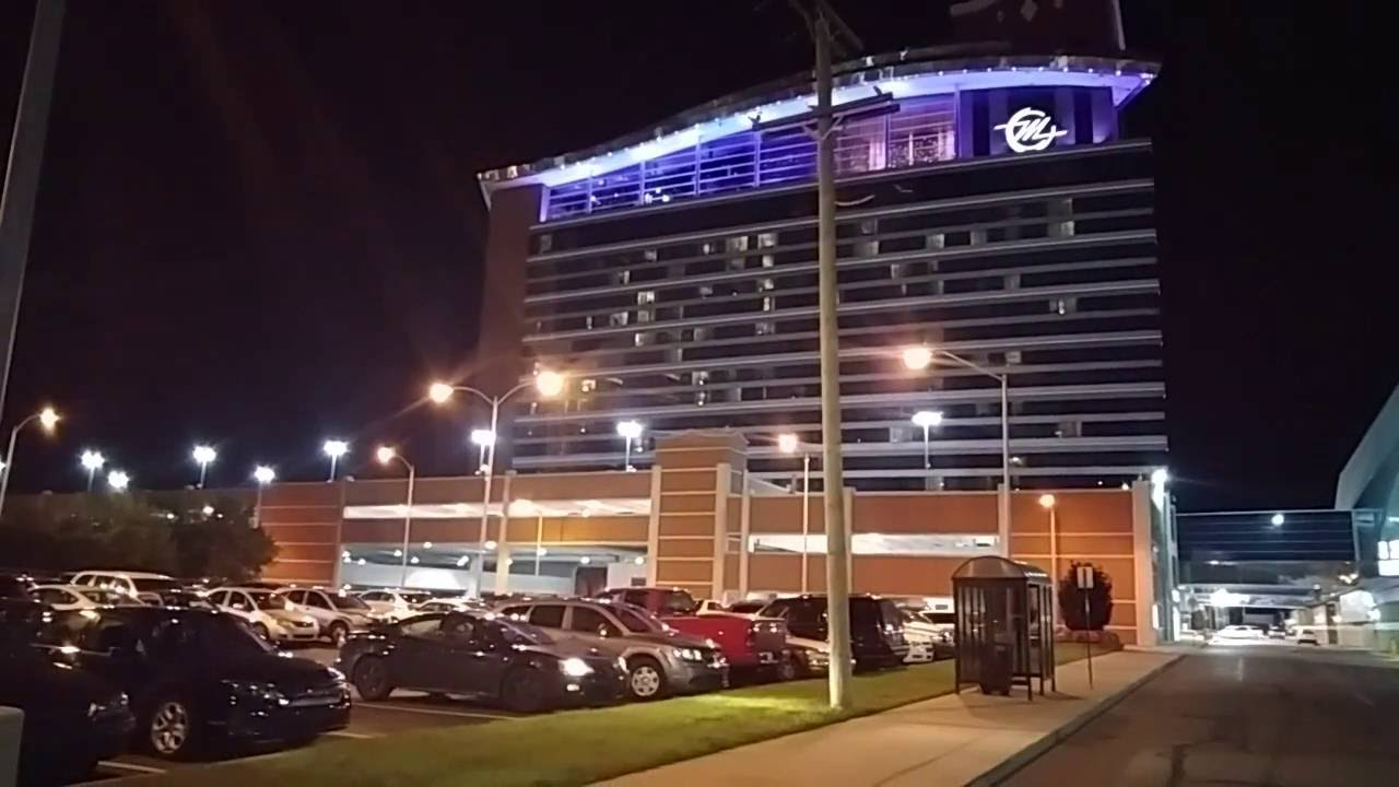 Motor city casino in detroit michigan youtube for Motor city hotel casino