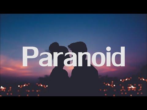 Adam Oh - Paranoid (Lyrics) FT. Nick Bonin [prod. Tetris]