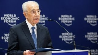 Jordan 2015 - Press Conference with Shimon Peres