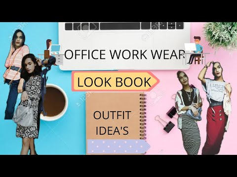 [VIDEO] - OFFICE WORKWEAR OUTFIT IDEAS CASUAL SUMMER FALL 2019 Look book | Nikitasha Singh 9