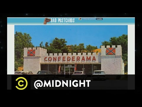 Kerri KenneySilver & The Sklar Brothers  Wish You Were Here  @midnight with Chris Hardwick