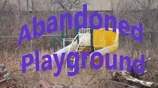 Abandoned Playground Victoreen