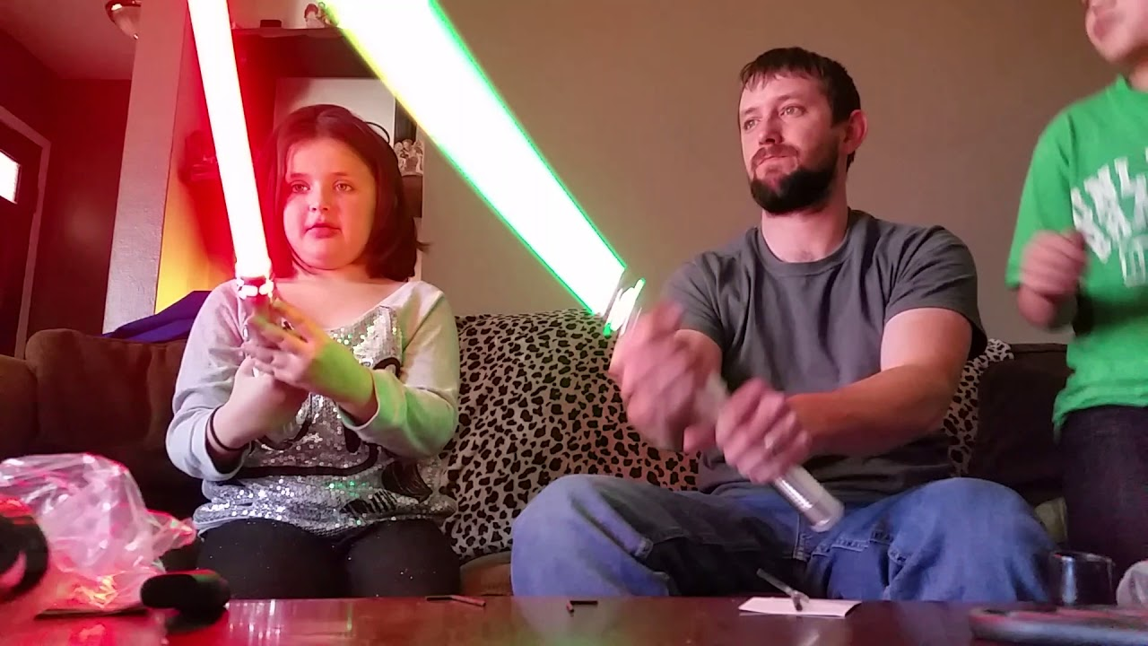 ultrasabers reviews unboxing youtube