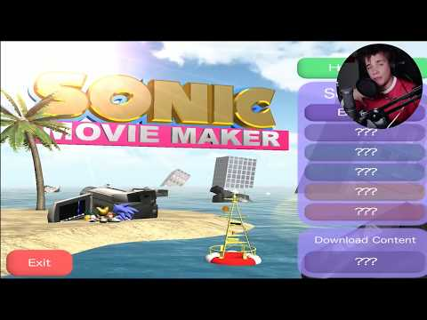 Kręcimy amatorskie PORNO ( ͡° ͜ʖ ͡°) - Sonic Movie Maker