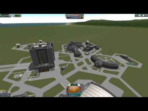 Rods From The Gods vs Kerbal Space Center