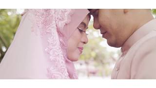 THE SOLEMNIZATION OF ABDUL AZIZ & NUR ZAFIRAH