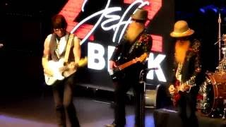 ZZ Top & Jeff Beck - Rough Boy - Live from London (MultiCam Version)