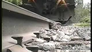 The bad rails 2.. 6-17-2007