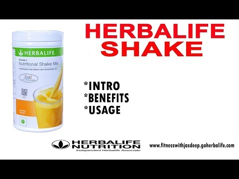 HERBALIFE NUTRITIONAL SHAKE  (USAGE, SIDEAFFECT, BENEFITS AND MANY MORE)