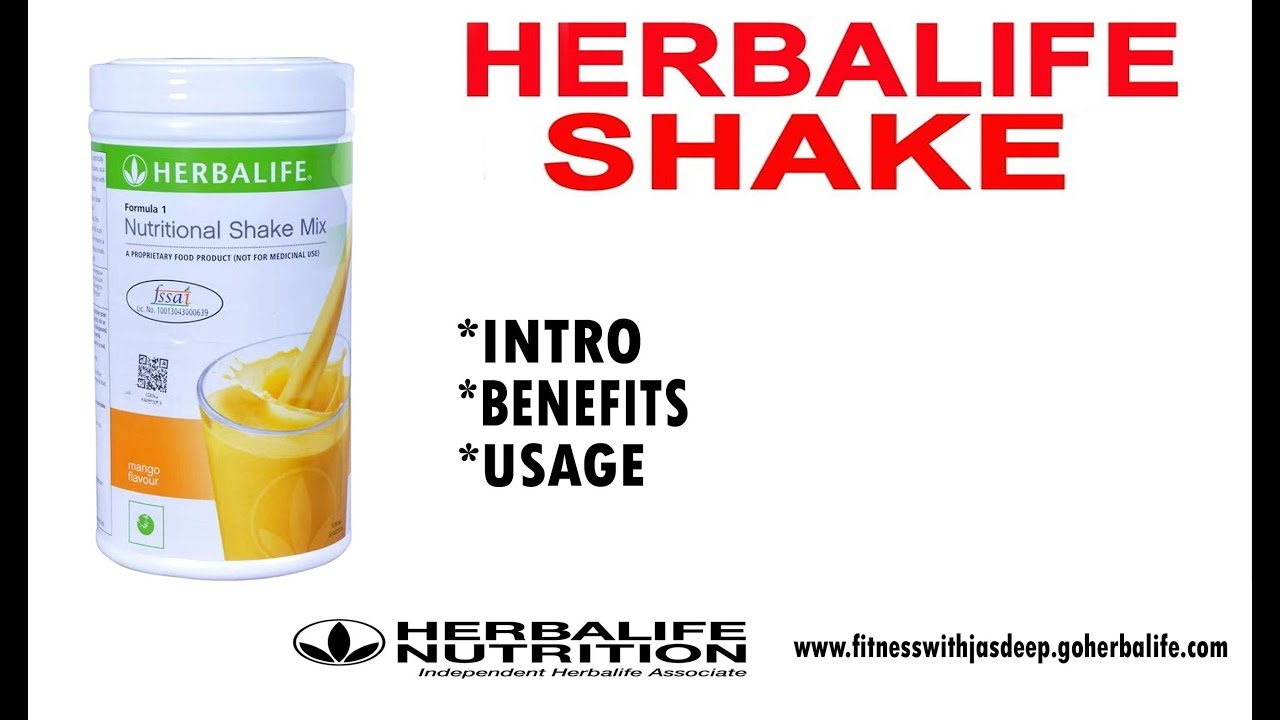 All About Nutrition: herbalife nutritional shake mix uses