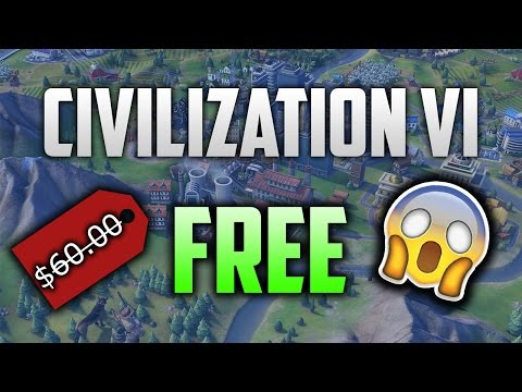 How to DOWNLOAD CIVILIZATION VI (DLC INCLUDED) FOR FREE on PC