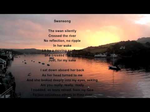 """FUNERAL POEMS YOUTUBE: """"SWANSONG"""""""