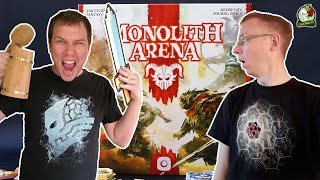 Monolith Arena od Portal | Pojedynek