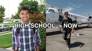 HOW I MADE MONEY IN HIGH SCHOOL!!