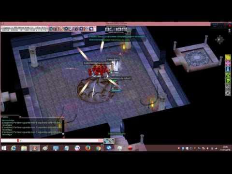 Naruto Rpg Online PvP Team Fefellw VS Team Darwin