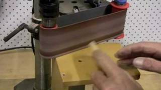 How To Build A Wasp Sander Work Table