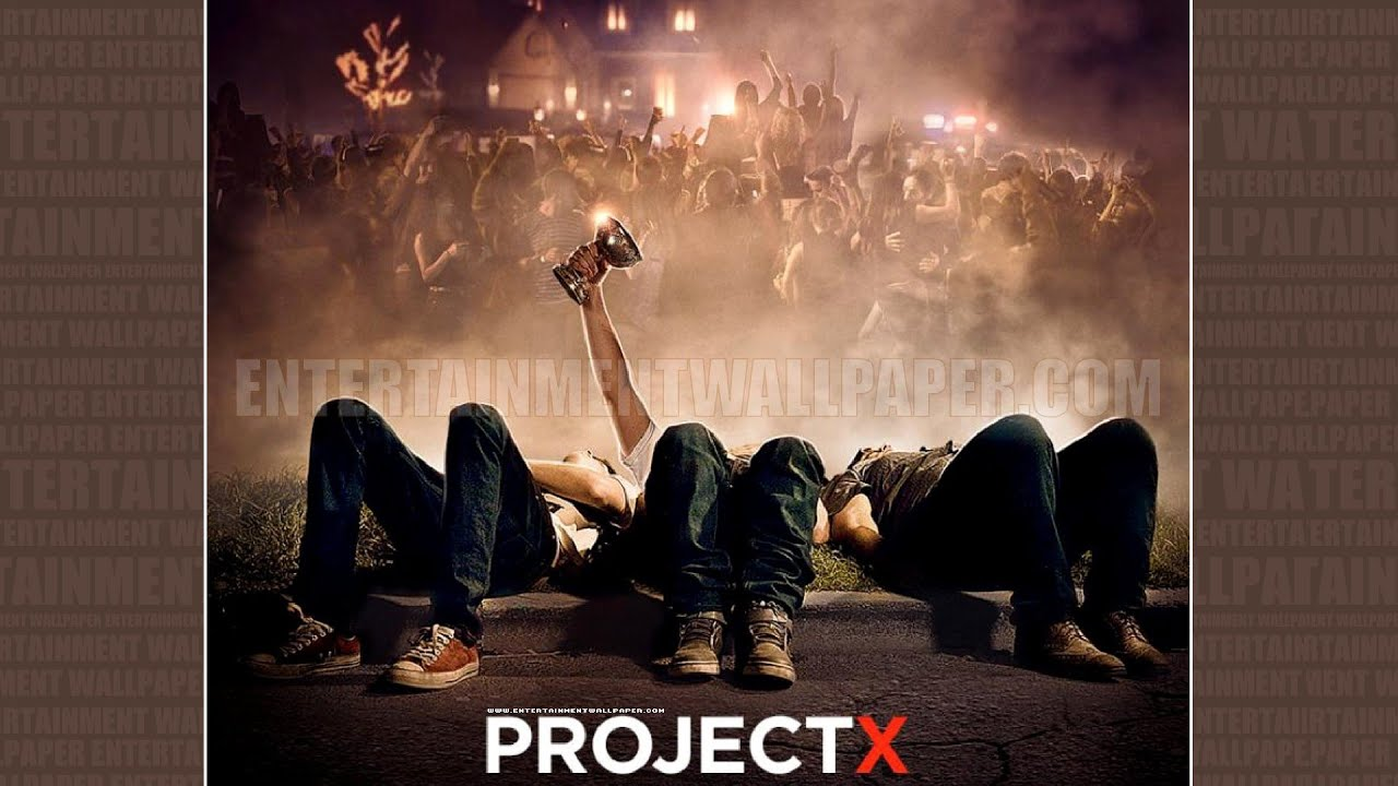 Project X   Eminem   W.T.P White Trash Party   YouTube