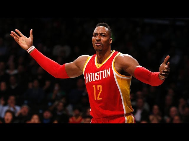 NBA Big Men Shooting RARE Threes
