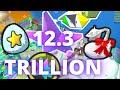 12.3 TRILLION PINEAPPLE PATCH BOOST | Roblox Bee Swarm Simulator