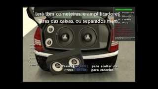 Mod Loja BMS Sound (Preview #3) [VIBRAR ALTO FALANTES]
