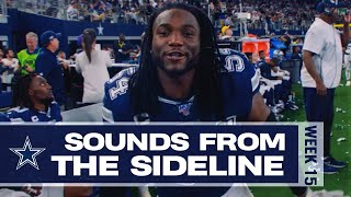 Cowboys Mic'd Up vs. Rams 'I Thought His Name Was Kay' | Sounds From The Sideline