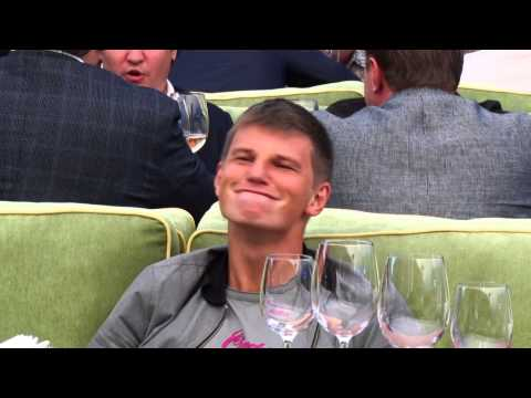 Андрей Аршавин с девушкой. Новое видео 2014.