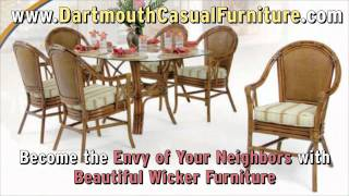 Wicker Furniture Massachusetts