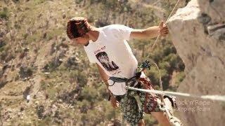 Extreme спорт Роупджампинг: Прыжки Rock&Rope в Шаан-Кая #3