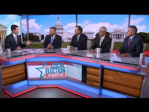 #YourVoiceAR: Congressmen Tackle Trump, Health Care and More (Part 1)