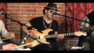 "THE PIMPS OF JOYTIME ""Bonita"" - stripped down session @ the MoBoogie Loft"