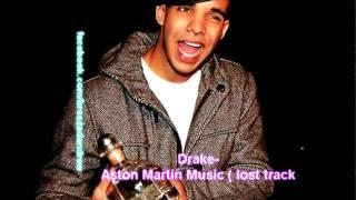 Drake - Aston Martin Music ( lost verse )