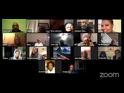 HebrewConnectTV: Dec 12th Sabbath Fellowship