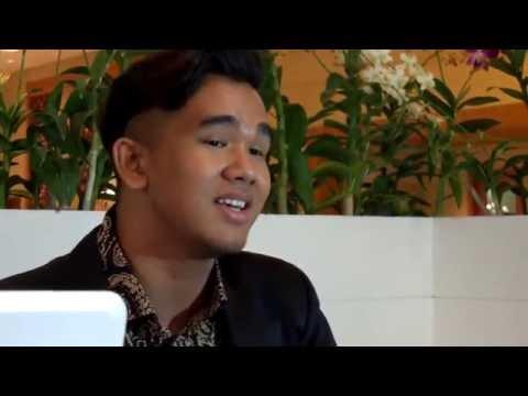 FAREZ -NYANYI DANGDUT-Interview D'ACADEMY ASIA di Malaysia(D'OR ENTERTAINMENT)