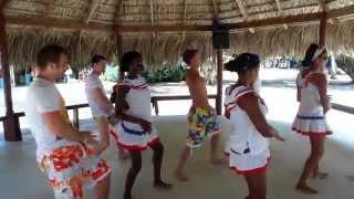 Урок Доминиканских танцев