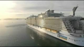 The Rivals: Oasis of the Seas vs. Queen Mary 2