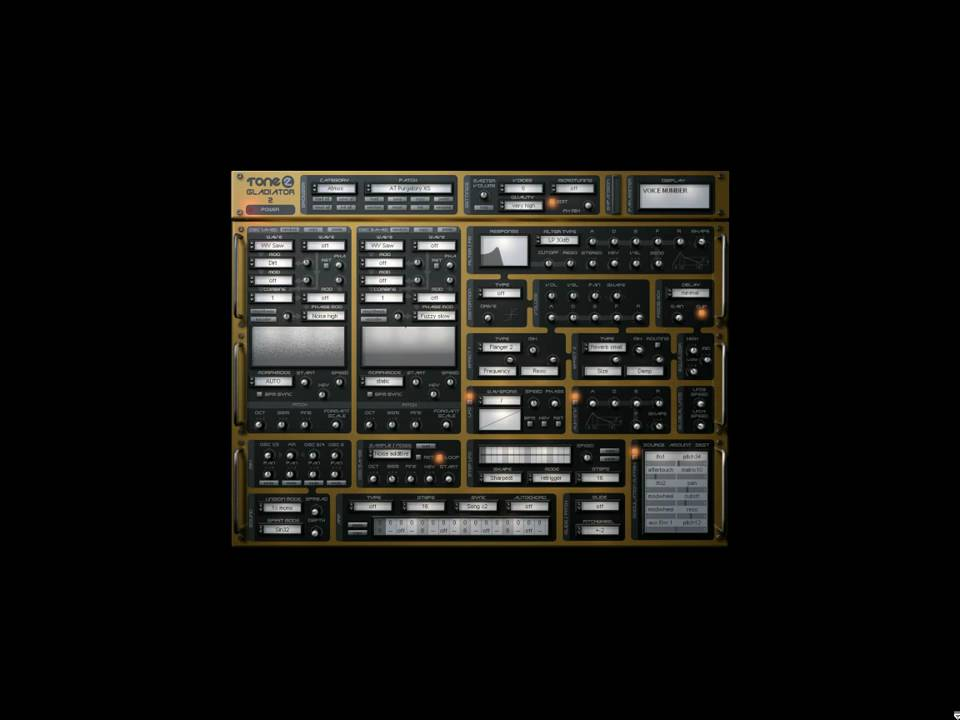 Free download friday: free full preset bank for tone2 gladiator 2.