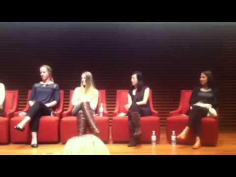 Lisa Falzone w/Fran Maier, Brienne Ghafourifar, Alex Meliones, Nanxi Liu and Yunha Kim #vlabWE