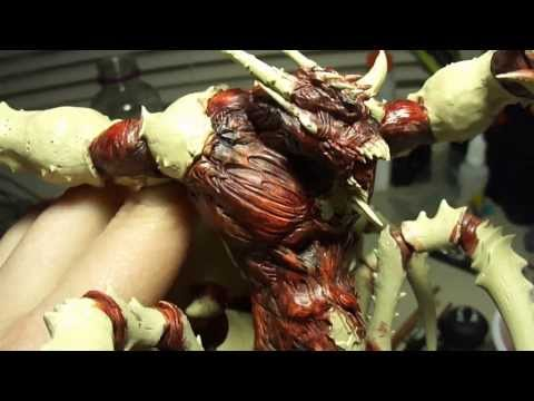 Soul Grinder Con Part 2 - Painting - And Chaos Warriors