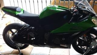 Kawasaki ZX 10 R Ninja ABS 2014  15000km. R$ 50.000
