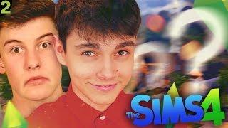 SHAWN MENDES MA PROBLEM Z DZIEWCZYNĄ?! (The Sims 4 #2)