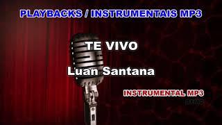 ♬ Playback / Instrumental Mp3 - TE VIVO - Luan Santana