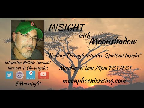 INSIGHT with Moonshadow: Society & Its Effects on Body Image (Ep.26) 7.18.16