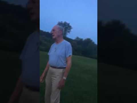 Grandpa Getting Upset😂😂 (after a few drinks)