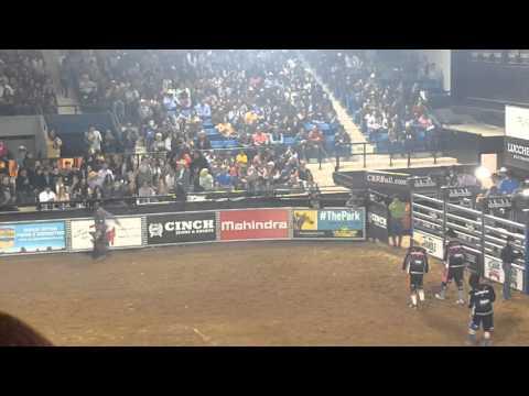 Championship Bull Riding - El Paso, Tx