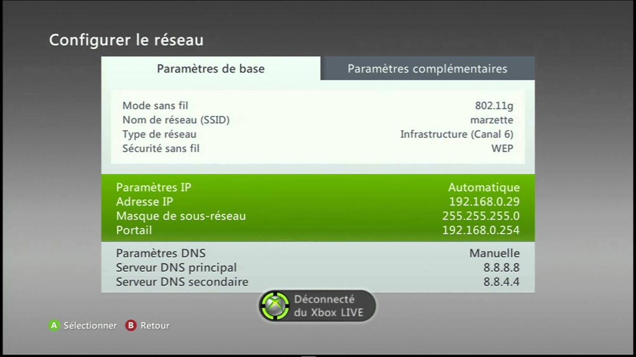 how to get abn ip from xbox