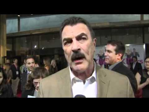Tom Selleck comments on the MAGNUM P.I. Movie