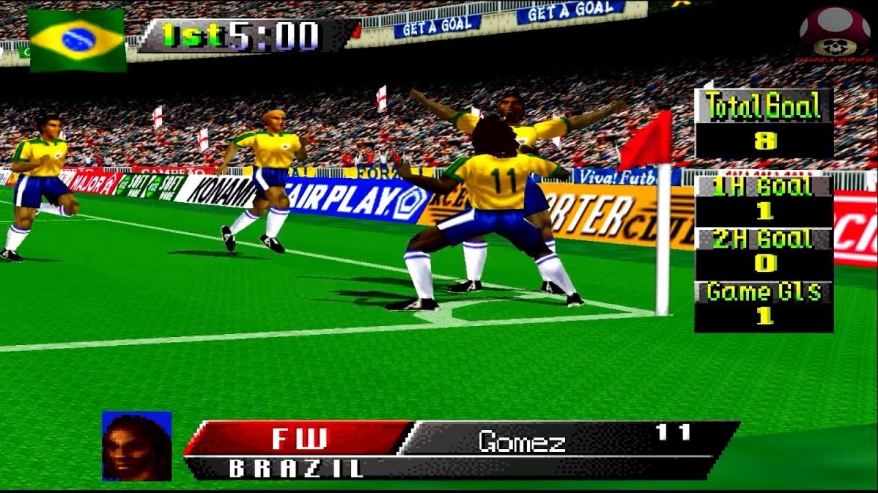 Retro Respawn – International Superstar Soccer 64